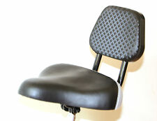 Bicycle Seat - Super comfort seat with backrest Trike Comfort Seat NEW