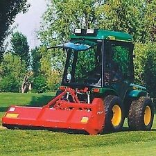 "5 Blades - MOWER - FLAIL - 40 HP - 60"" Cutting Width - 3 Point Hitch Commercial"