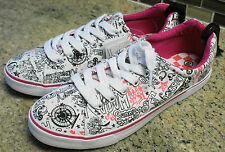 New Disney Parks Authentic MICKEY MOUSE Parks Shoes Sneakers Ladies 10