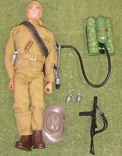 ORIGINAL VINTAGE ACTION MAN LOOSE AUSTRALIAN JUNGLE FIGHTER LATE ISSUE 103
