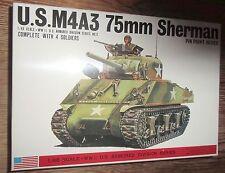 Bandai 1/48 Bausatz. U.S.M4 A3 75mm Sherman