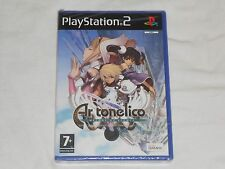 NEW - PAL VERSION - Ar Tonelico Melody of Elemia Playstation 2 Game PS2 SEALED