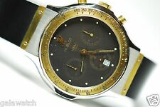 HUBLOT CHRONO CLASSIC MDM 1620.2 IN GOOD CONDITION OVERHAULED VERY GOOD BELT