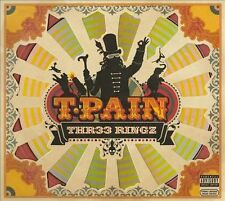 T-Pain - Thr33 Ringz (Deluxe  Edition)  Explicit - BRAND NEW CD