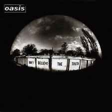 CD Oasis – Don't Believe The Truth EUROPE 2005 HES 520149 2000  Helter Skelter