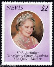 NEVIS 1980 The Queen Mother 1v MNH @S1147