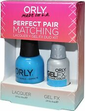 Orly Perfect Matching Lacquer + Gel FX Duo Kit - Skinny Dip (F31114)
