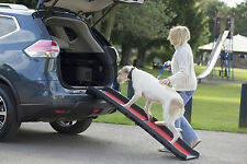 Henry Wag Lightweight Durable Non-Slip Folding Dog Pet Transportable Ramp 40410