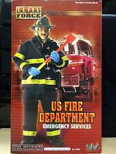 BBI 1/6 Figure RARE US Fire Department Emergency Services MIB - 21059