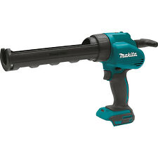 Makita XGC01Z 18-Volt 10-Ounce LXT Cordless Caulk and Adhesive Gun, (Bare-Tool)