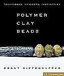 Polymer Clay Beads: Techniques, Projects, Inspiration-ExLibrary