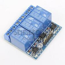 3.3V 5V 3-Channel Relay Module 5mA With Optocoupler Isolation Compatible Signal