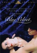 BLUE VELVET David Lynch*Dennis Hopper*Isabella Rossellini Dark Drama R1 DVD *NEW