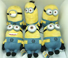 "DESPICABLE ME 2 MINIONS 10"" PLUSH CHOOSE DESIGN BRAND NEW DAVE STEWART JORGE"