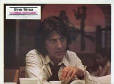 DUSTIN HOFFMANN ALL THE PRESIDENT'S MEN 1976 VINTAGE LOBBY CARD N°6