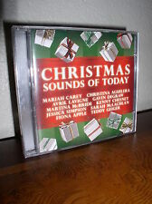 Christmas Sounds of Today by Various Artists (CD, Sep-2007, Sony Music Distribut