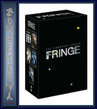 FRINGE - COMPLETE SEASONS 1 2 3 4 & 5 - COMPLETE COLLECTION***BRAND NEW DVD**