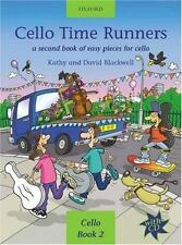 Cello Time Runners + CD by