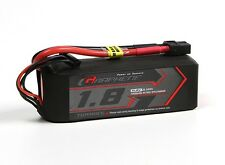 Turnigy Graphene FPV Multirotor 1800mAh 4S 14.8V 65C 130C Lipo Battery XT60 600+