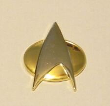 Star Trek The Next Generation Authentic 1/2 Size COMMUNICATOR PIN