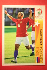 Panini EURO 2008 N. 510 KERZHAKOV STAR DELL'EUROPEO NEW With BLACK BACK TOPMINT