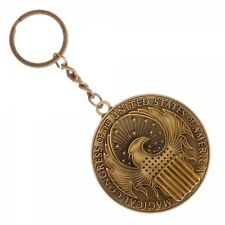 Fantastic Beasts and Where to Find Them Macusa Metal Keychain Movie Harry Potter
