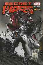 SECRET WARS 7 DELL OTTO COMICXPOSURE VENOM VARIANT MARVEL AMAZING SPIDERMAN