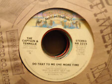 The Captain & Tennille - Deep in the Dark / Do That to me One More Time 7""