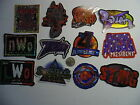 1998 WCW NWO Thunder Stickers Decals Set 12 Hollywood Hogan Goldberg Sting etc