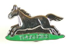 PWO PRINCE OF WALES OWN REGIMENT OF YORKSHIRE REGIMENTAL LAPEL PIN BADGE