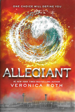 Divergent Book 3: Allegiant by Veronica Roth (2013, Hardcover, 1st Edition)