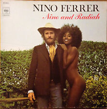 Nino ferrer nino and radiah feat ICE the Lafayette Afro Rock Band LP Rare French
