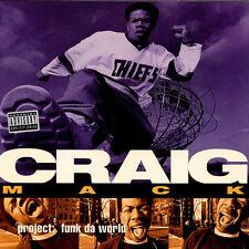 Craig Mack - Project: Funk Da World (Vinyl LP - 1994 - US - Original)