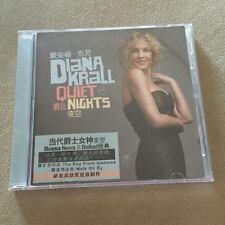 DIANA KRALL Quiet Nights TAIWAN CHiNA press W/OBI