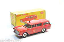DINKY 257 canadese Fire cheifs auto