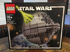 LEGO STAR WARS DEATH STAR II 10143 UCS ORIGINAL SHIPPING BOX NEW SEALED RARE!