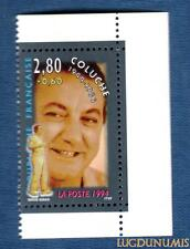 N°2902 - TIMBRE NEUF Coluche 1944-1986 France 1994