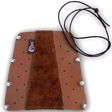 CAROL TRADITIONAL ARCHERY LEATHER ARM GUARD AG207A