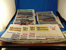 newspaper Rowing news master water sport journal competitive sculling sweep info