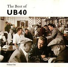 """UB40 - THE BEST OF CD (GREATEST HITS) INCL.""""RAT IN MI KITCHEN"""" + """"RED RED WINE"""""""