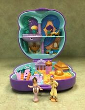 Bluebird POLLY POCKET Playset Disney ALADDIN & JASMINE Compact 1995