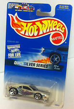 Hot Wheels 1997 *Ferrari 308* Quicksilver Series  OVP / Selten