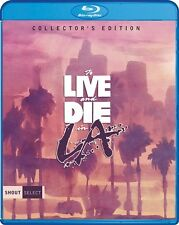 TO LIVE AND DIE IN LA New Sealed Blu-ray Collector's Edition