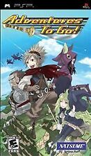 Adventures to Go (Sony PSP, 2009)