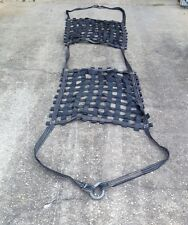 Helicopter Lifting Cargo Net 3 X 14  10000 Pound Max Weight Web Devices
