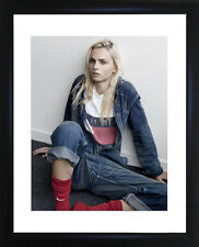 Andrej Pejic  Framed Photo CP1437