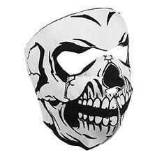 Biker Motorrad Face Mask Chopper Skull Face Totenkopf Maske Sturmhaube