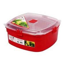 Sistema Red Microwave Klip-It Steamer 3.2L 18001103