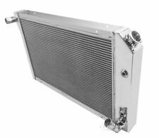 1977 1978 1979 1980 1981 Chevy Corvette 2 Core Champion All Aluminum Radiator