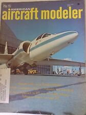 Aircraft Modeler Magazine U-2s On A Peaceful Mission July 1972 041817nonrh2